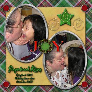 Gingerbread kisses 08sm