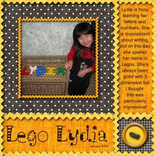 Legoliddysm