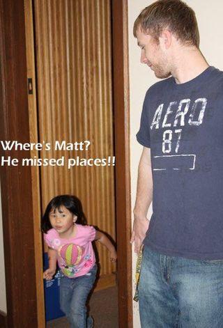 Where's Matt