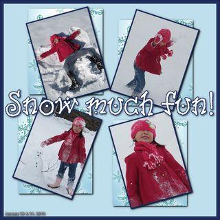 Snow funsm