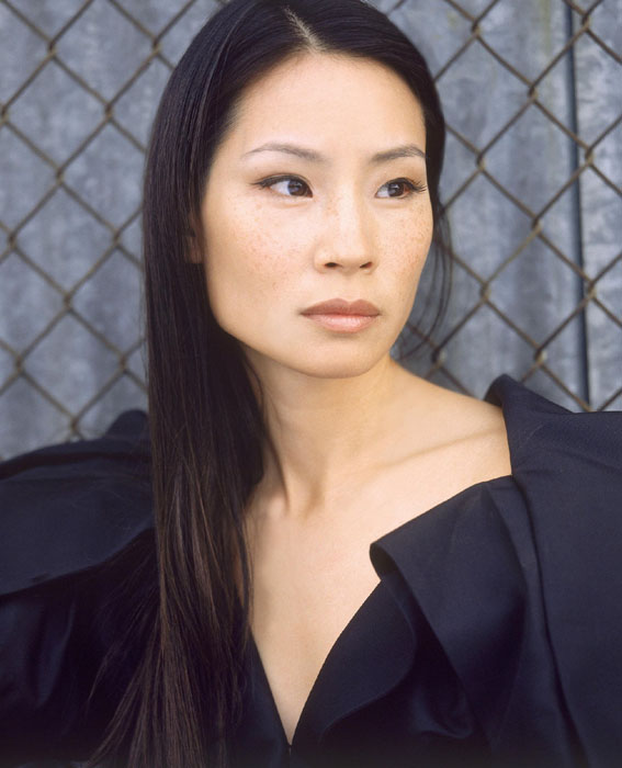 Lucy Liu Heritage photo
